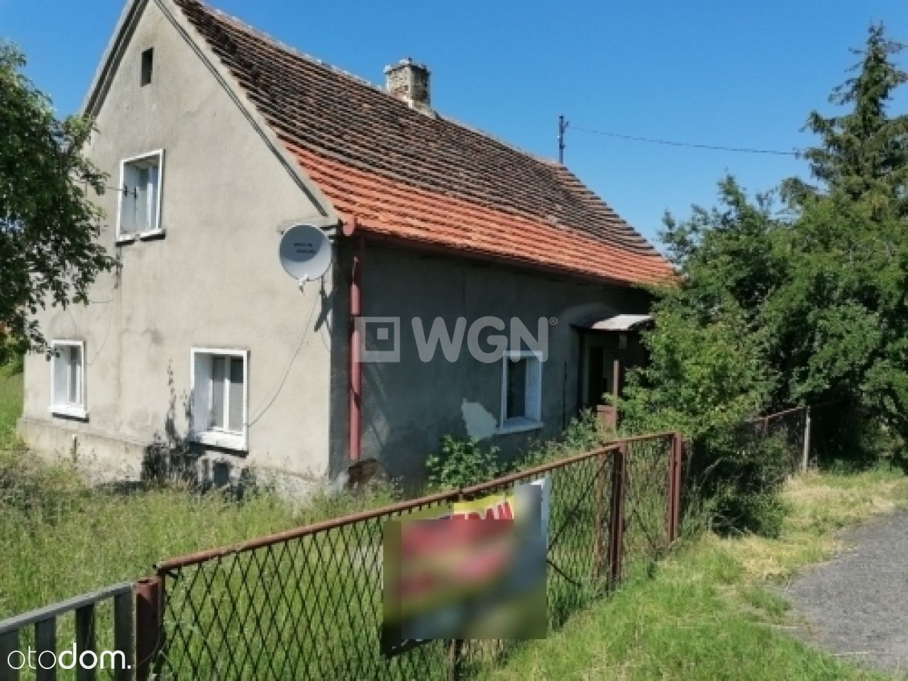 Dom, 135 m², Radwanice