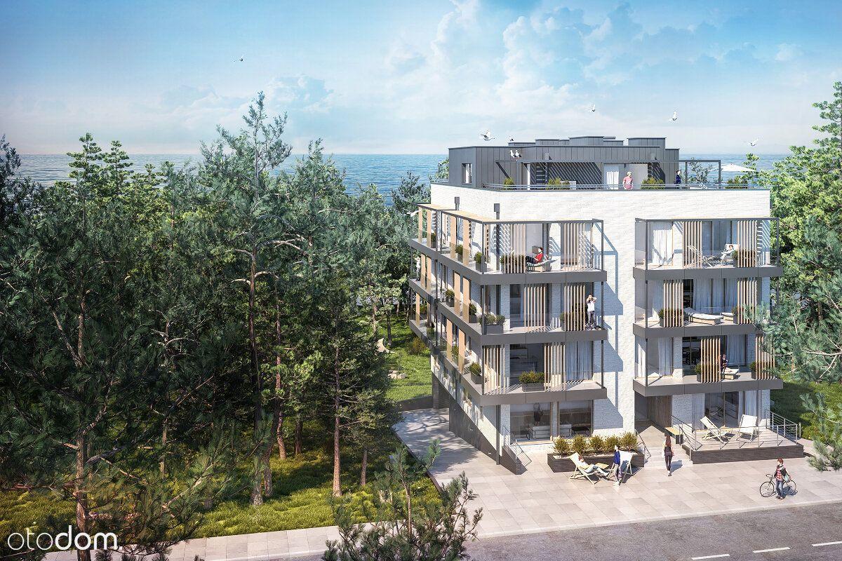 Wave House, apartament A8 - tylko 50 m do plaży!
