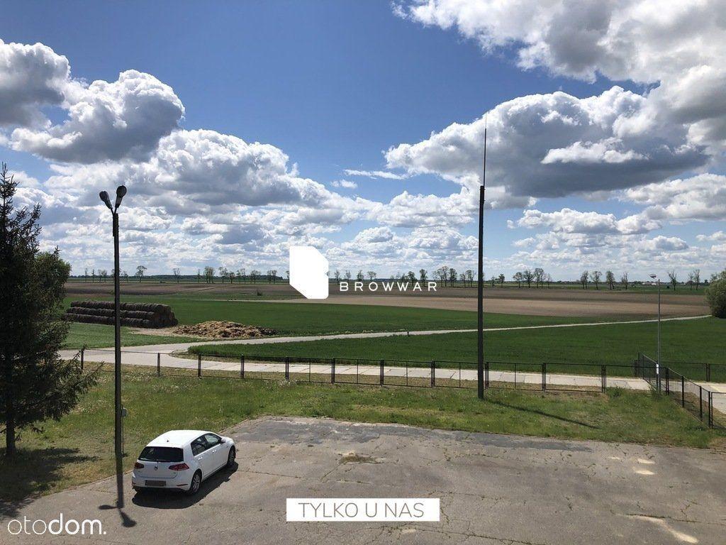 Działka przemysłowa zabudowana 2 km od Buku