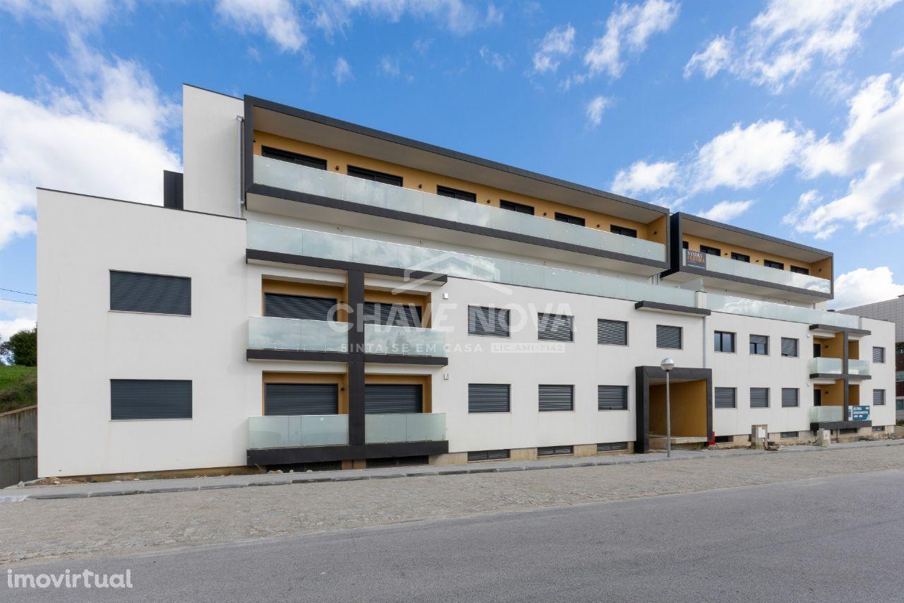 Apartamento T-3 Novo em Escapães - Santa Maria da Feira