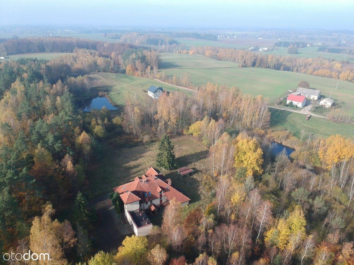 Bardzo duży dom na 7400 m2 działce. Duża Okazja!