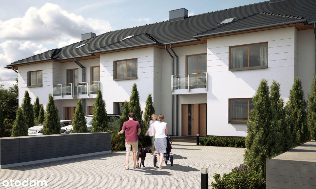 Mieszkanie z ogródkiem ul.Malczewskiego