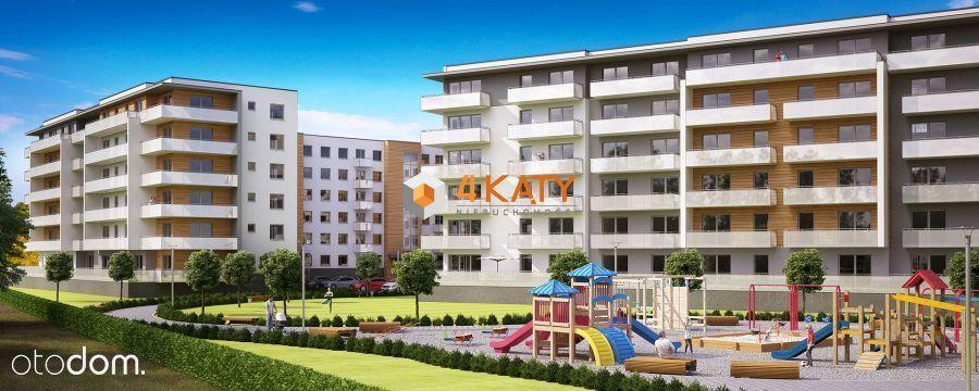 *Nowe 3 Pokoje 58,84 M2, Dwa Balkony, Bez Pcc*
