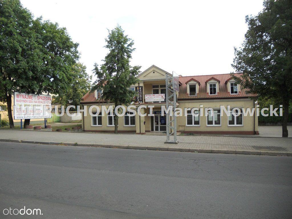 Lokal użytkowy, 520 m², Kutno