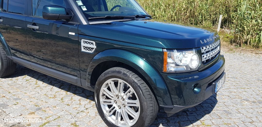 Land Rover Discovery - 29