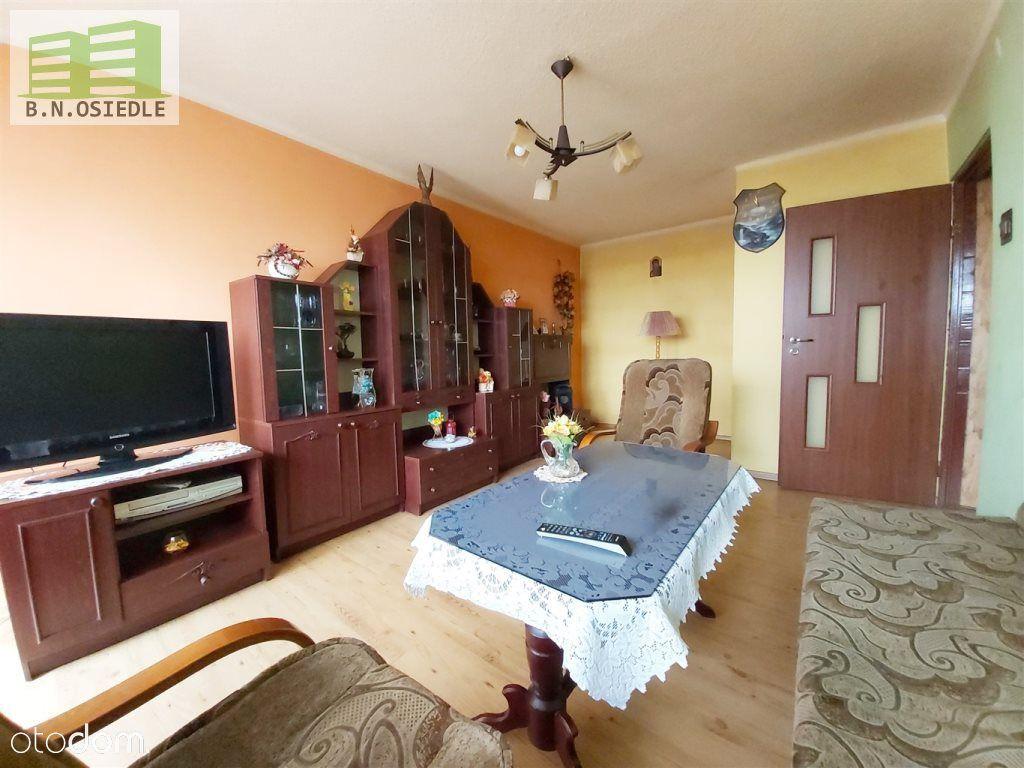 3 pokoje z dużym balkonem tarasowym- Dańdówka!