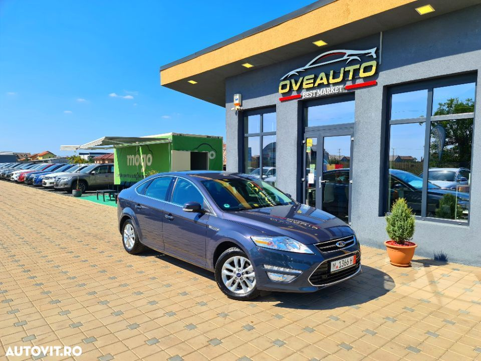 Ford Mondeo 2.0 - 23
