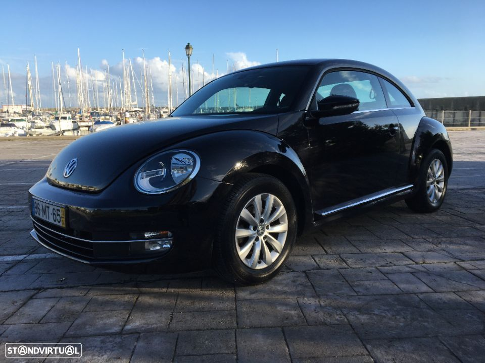 VW New Beetle 1.2 TSi Design - 49