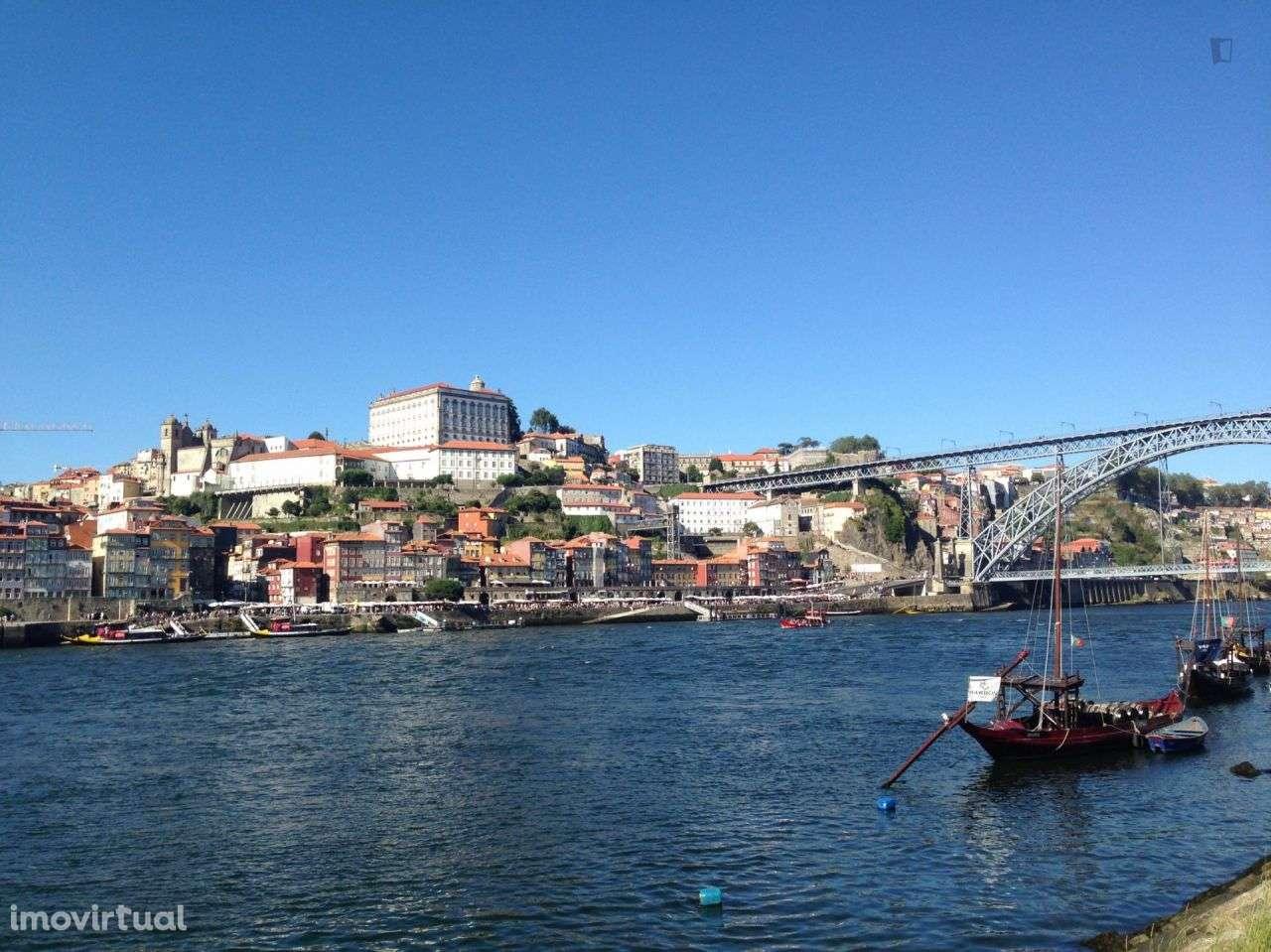 Quarto para arrendar, Santa Marinha e São Pedro da Afurada, Porto - Foto 22