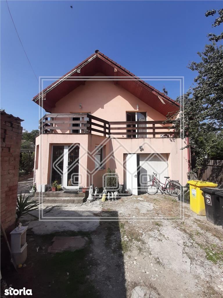 Casa individuala in zona Calea Dumbravii - curte libera 370 mp