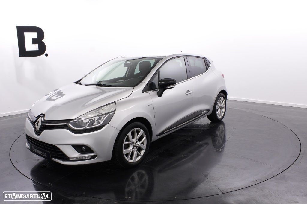 Renault Clio 0.9 TCe Limited Edition - 1