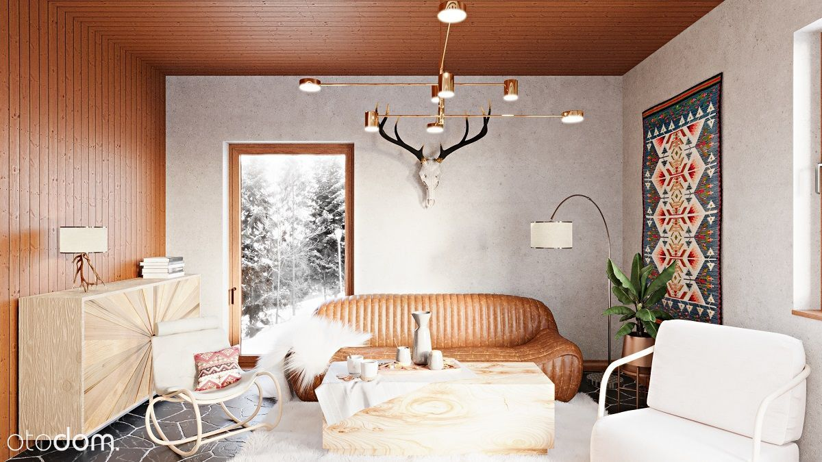 Czarny Potok 61   własny apartament w Krynicy 4B