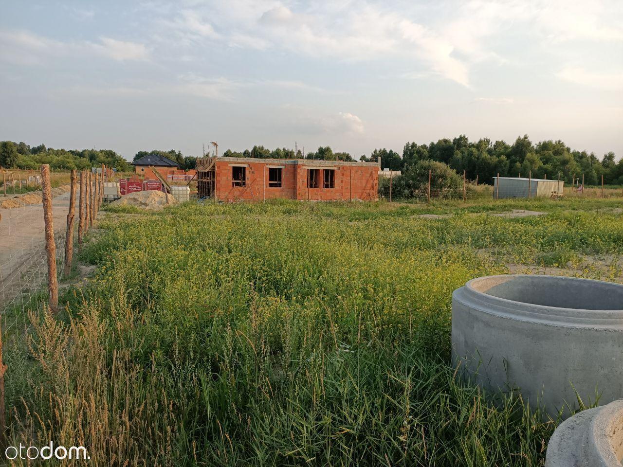 Działka Łódź-Widzew 990m² -z pozwoleniem na budowę