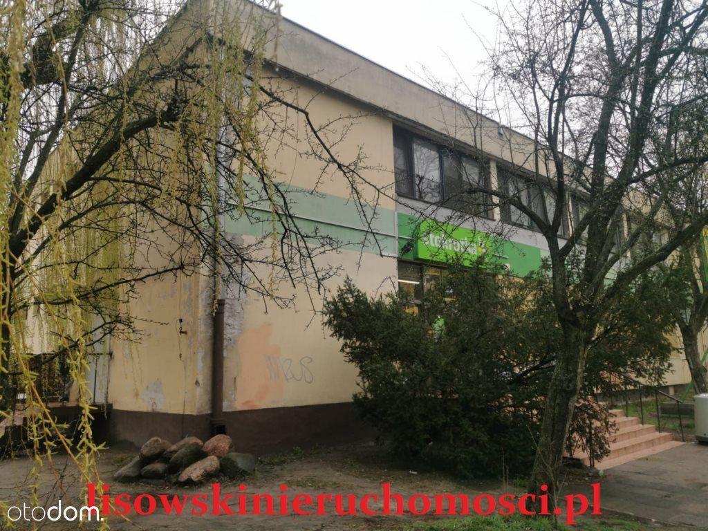 Obiekt handlowy 1091m2, Łódź