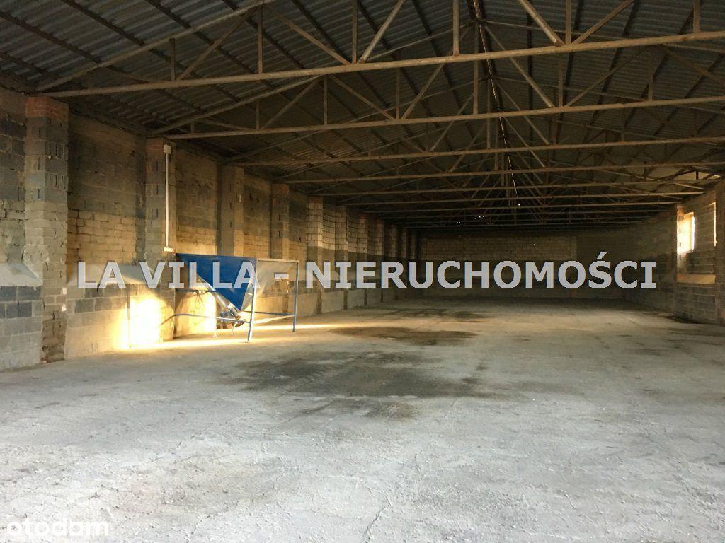 Hala/Magazyn, 650 m², Krzemieniewo
