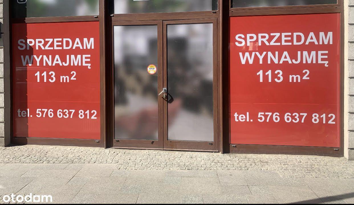 Lokal na sprzedaż/ wynajem Bydgoszcz DWORCOWA