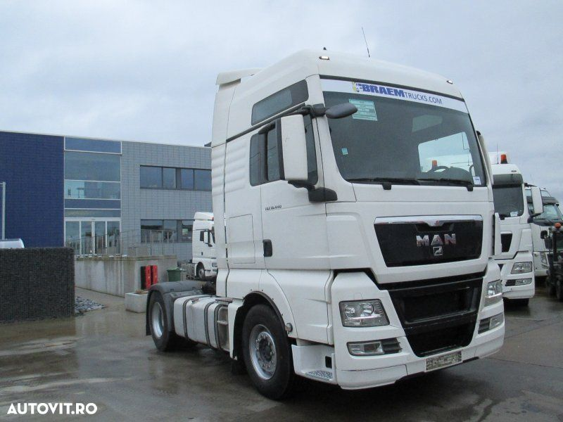 MAN TGX 18.440 XXL BLS + manual + Pritarder - 2