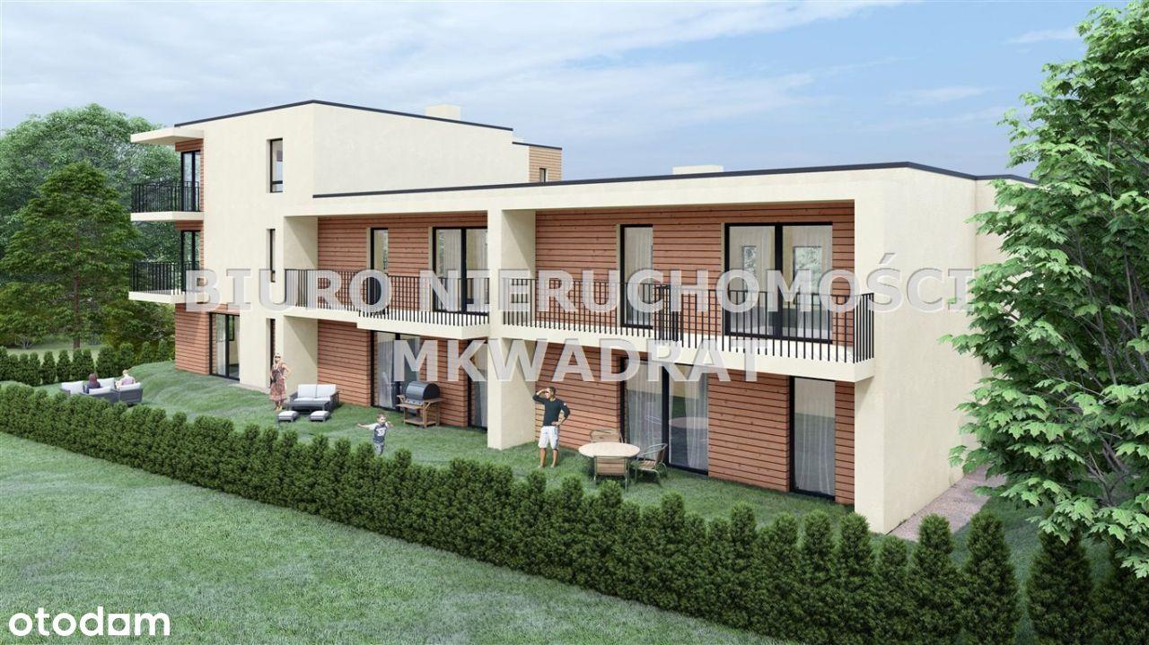 M3, duży balkon, nowe budownictwo, Ligota
