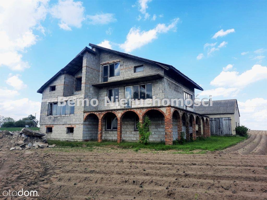 Dom z działką 900m2, Płonczyn