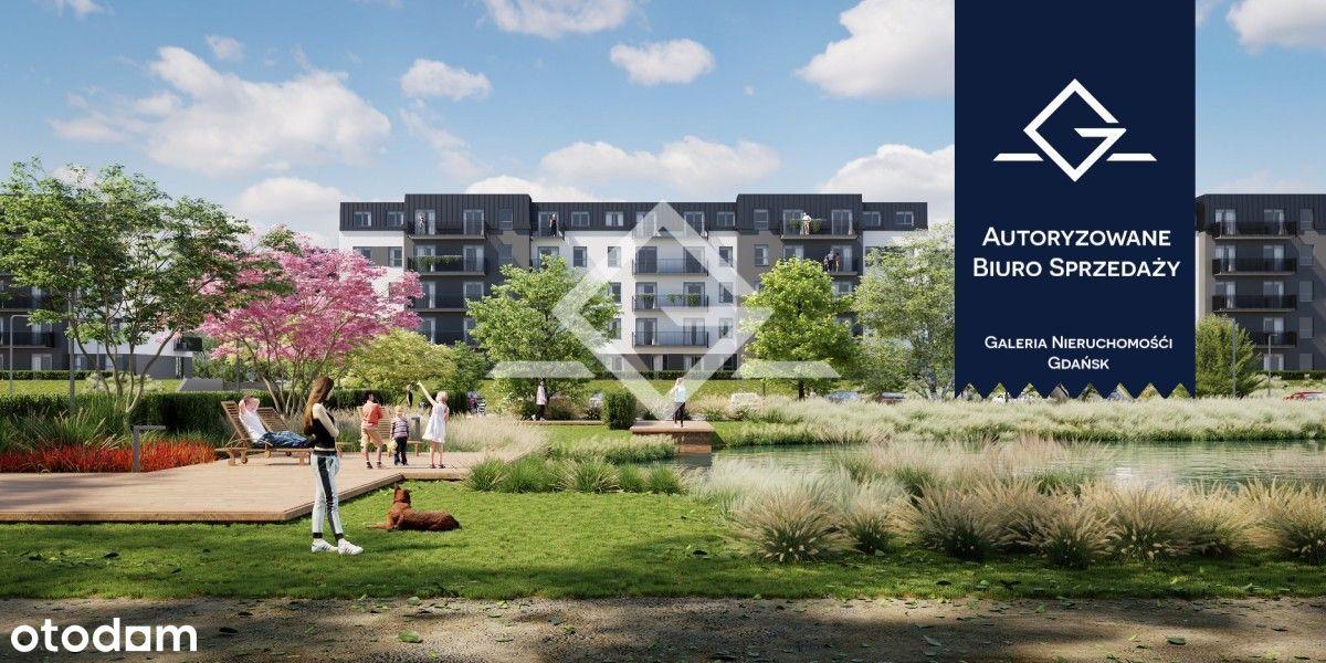 3 Pokoje/ Ogród/ Odbiór IV Kwartał 2022