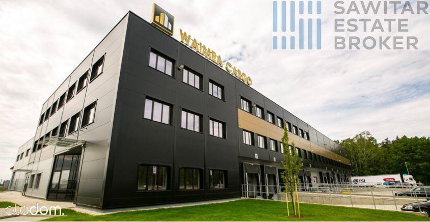 "Hala klasy ""A"" Tarnowo Podgórne-bez prowizji"