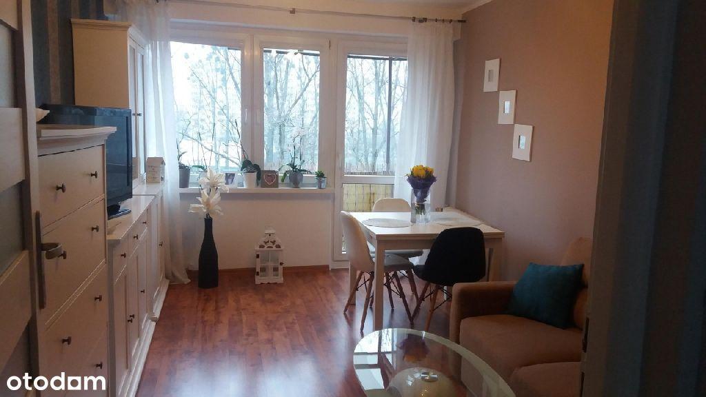 Mokre - mieszkanie 3-pokojowe · 48 m²