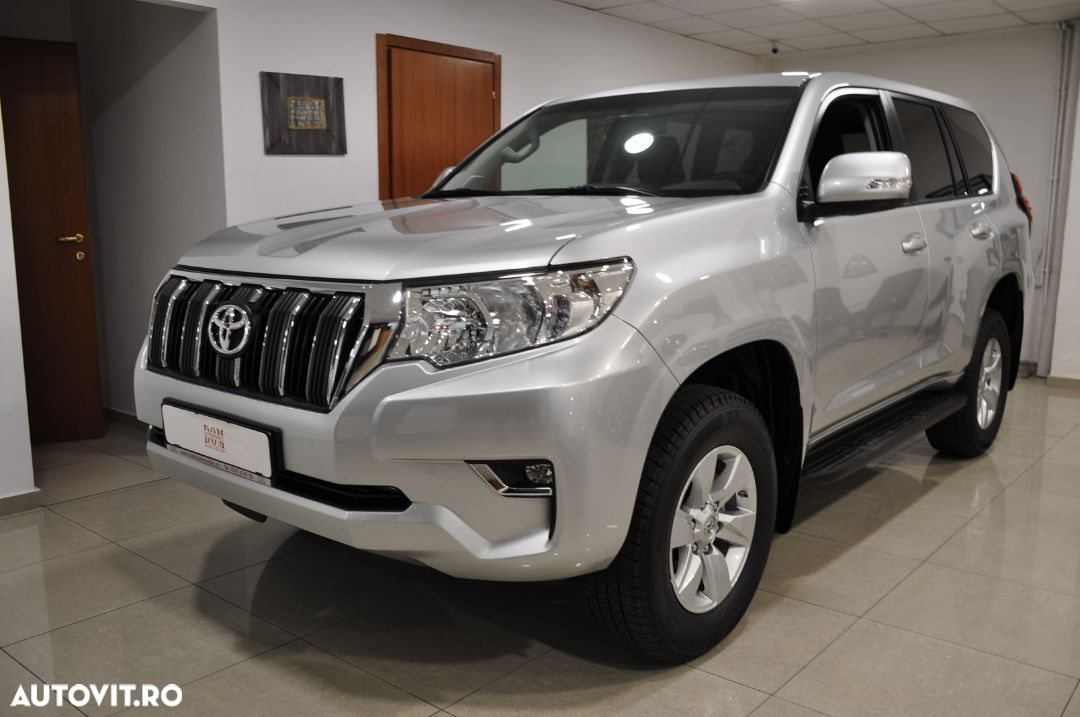 Toyota Land Cruiser - 7