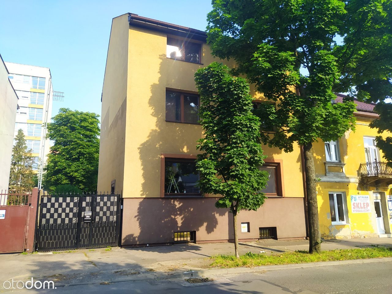 Dom w centrum Radomia - Śródmieście