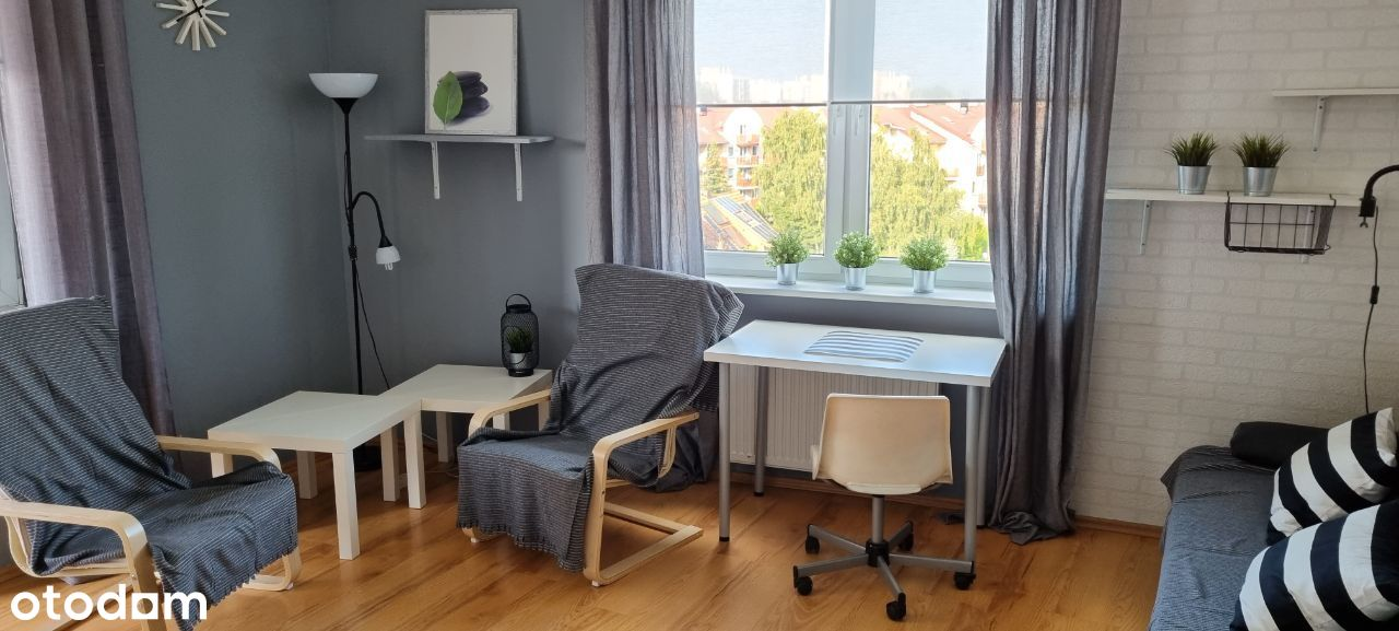 2 oddzielne pokoje+kuchnia+balkon*tramwaj, autobus