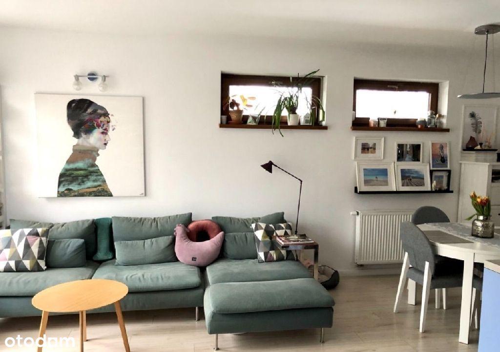 Kameralne mieszkanie z ogródkiem Podolany