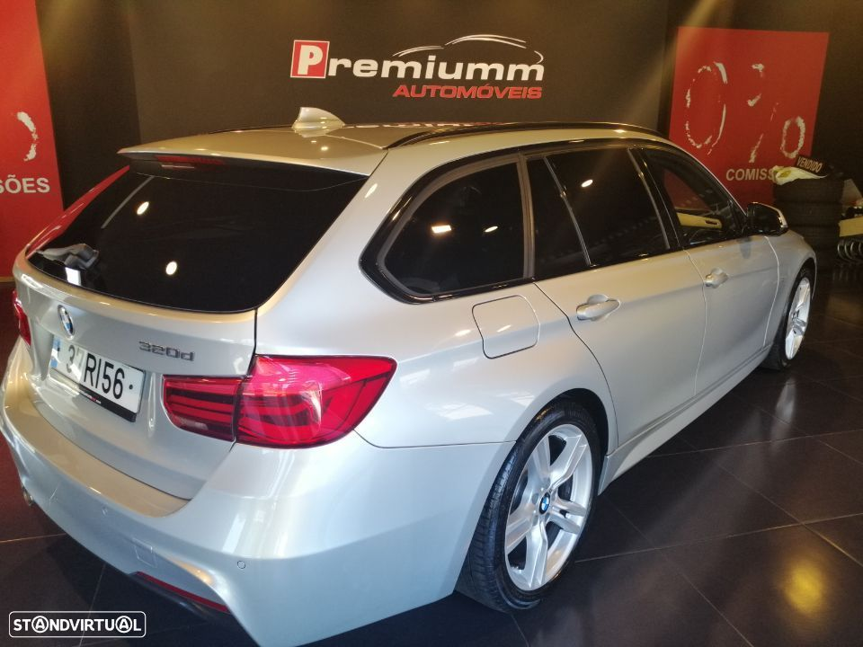 BMW 320 d Touring Pack M Auto - 32