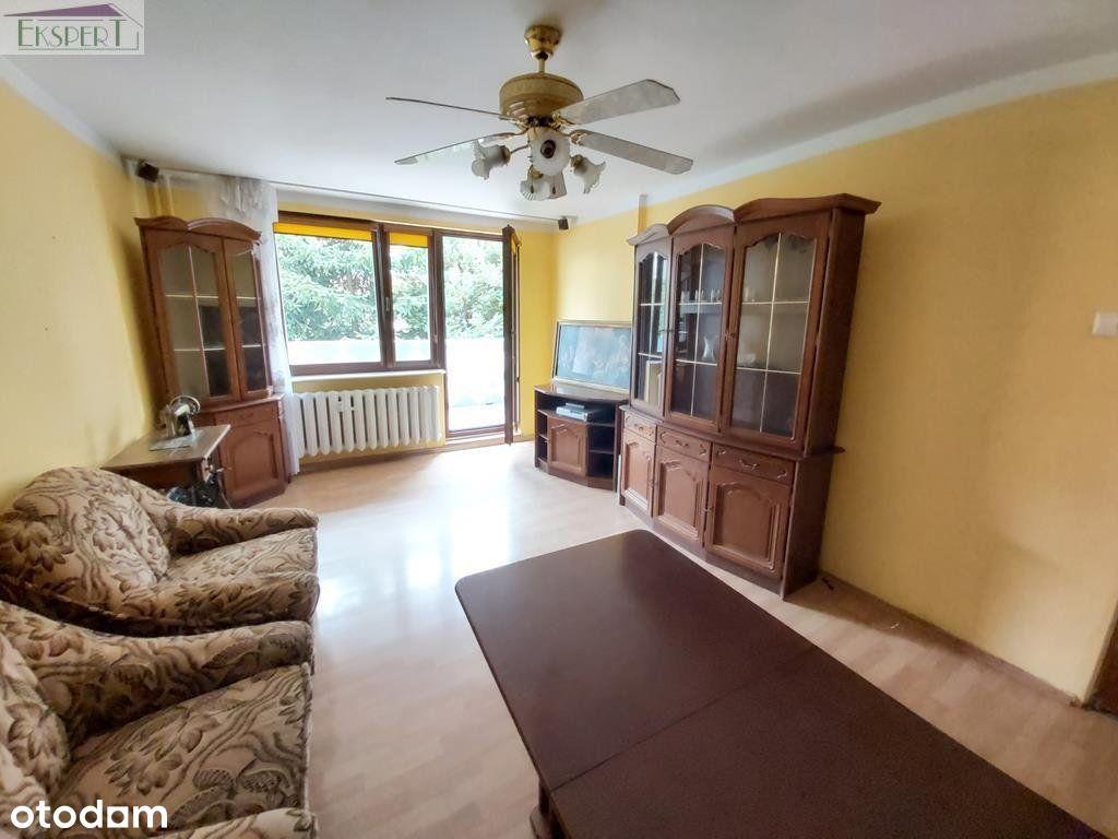 Przestrzenne 3 pokoje z tarasem - ulica Kiepury!