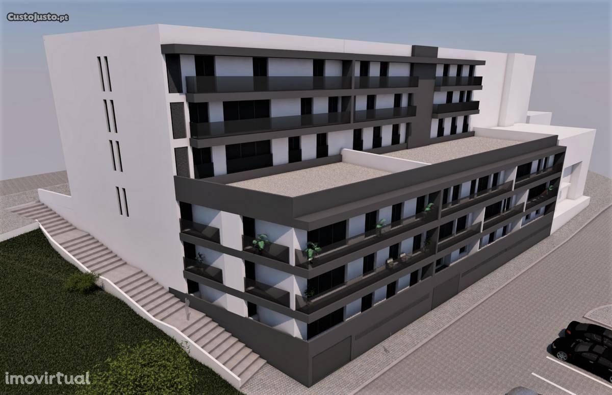 Apartamento T3 - NOVO - Centro de Penafiel
