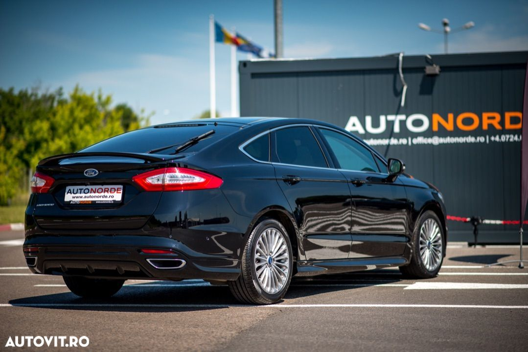 Ford Mondeo - 31