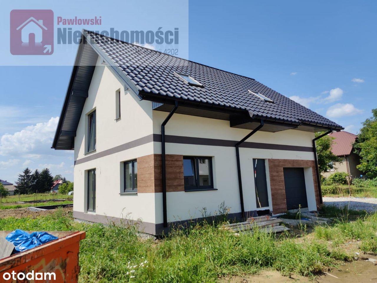 Nowe osiedle domów jednorodzinnych