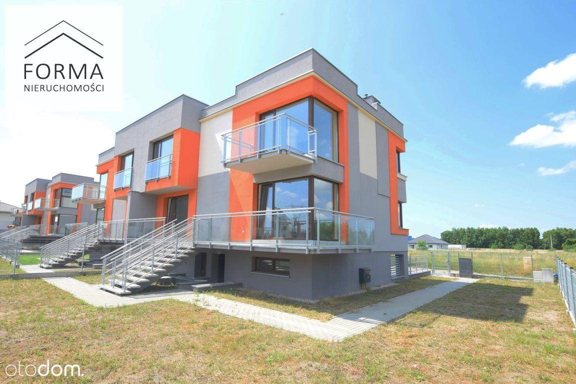Dom szeregowy - 105 m2, blisko lasu.