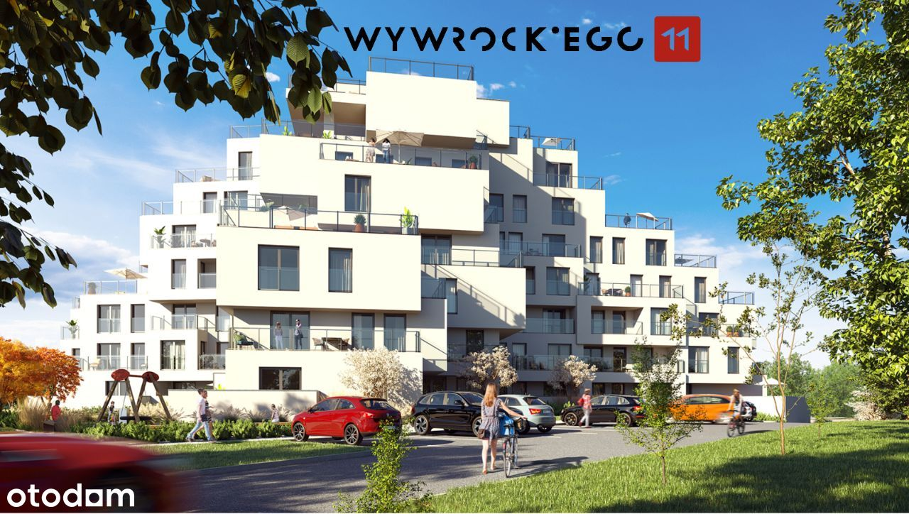 Wywrockiego 11   ustawny apartament M16