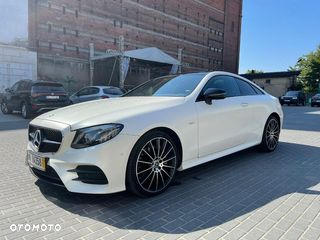 Mercedes-Benz Klasa E Mercedes Benz Klasa E 400 4 MATIC COUPE 1 EDITION