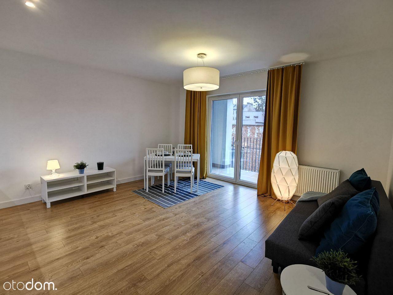 2-pokojowe mieszkanie z balkonem I pet friendly
