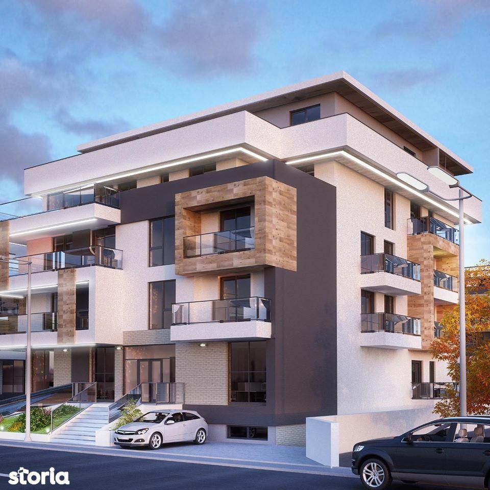 Comision 0% - Apartament 2 camere lux Emil Racovita - Gradina 20 mp