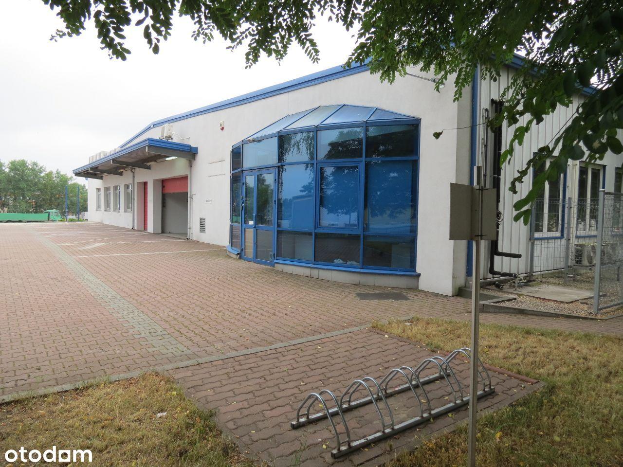 BIURO (open space) 172,6m2+MAGAZYN 40m2 ul.ZAWIŁA