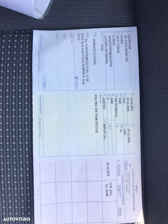 Ford C-MAX 1.6 - 36