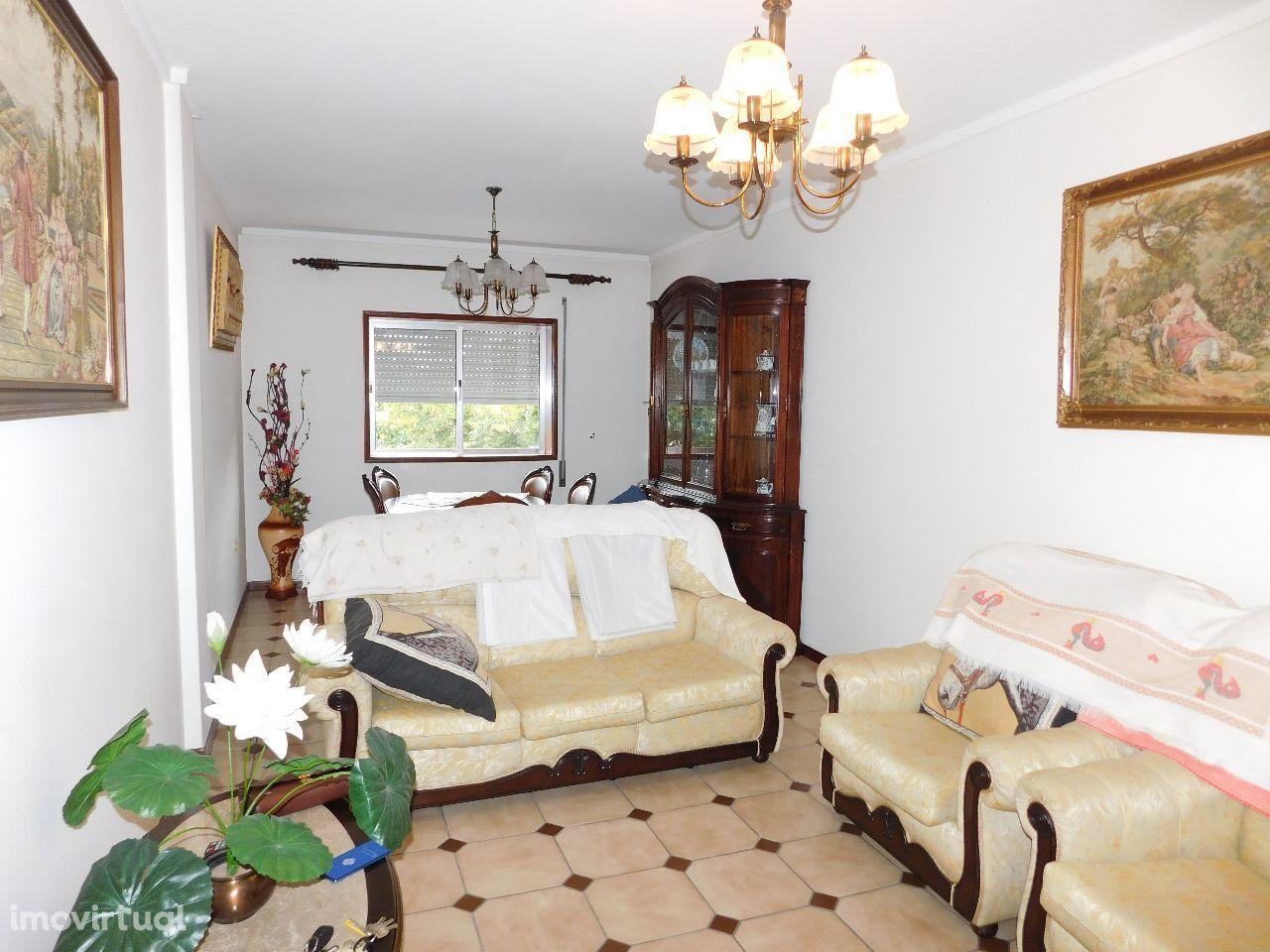Apartamento T3 Centro Anadia