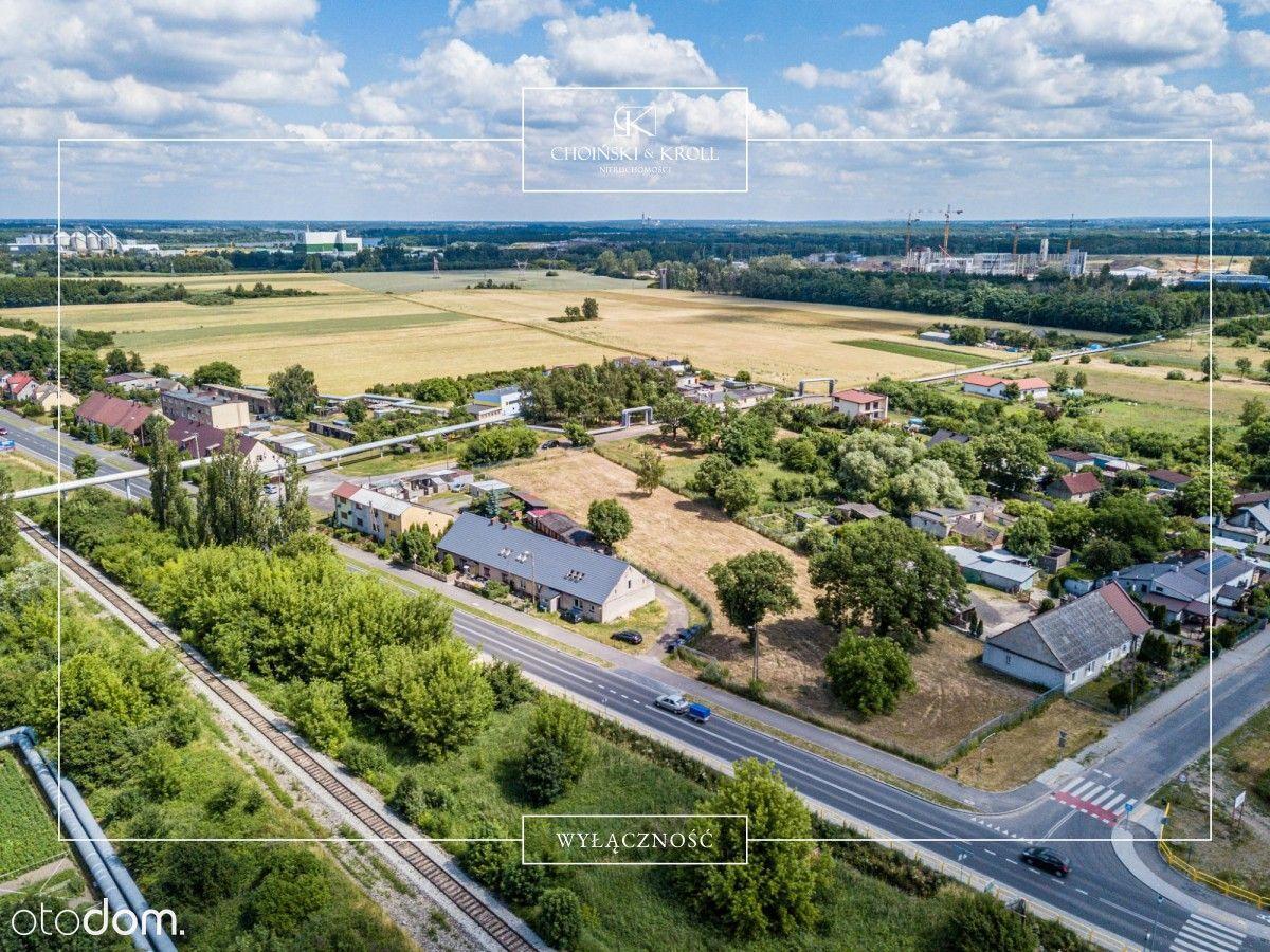 Działka mieszkaniowo-usługowa w Koninie