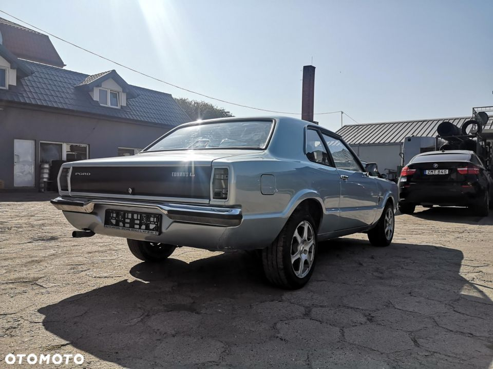 Ford Taunus 1600L coupe - 4