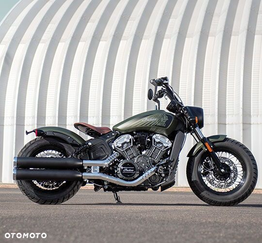 Indian Scout Bobber Twenty Sagebrush Smoke 2020!! Model 2021 - 8