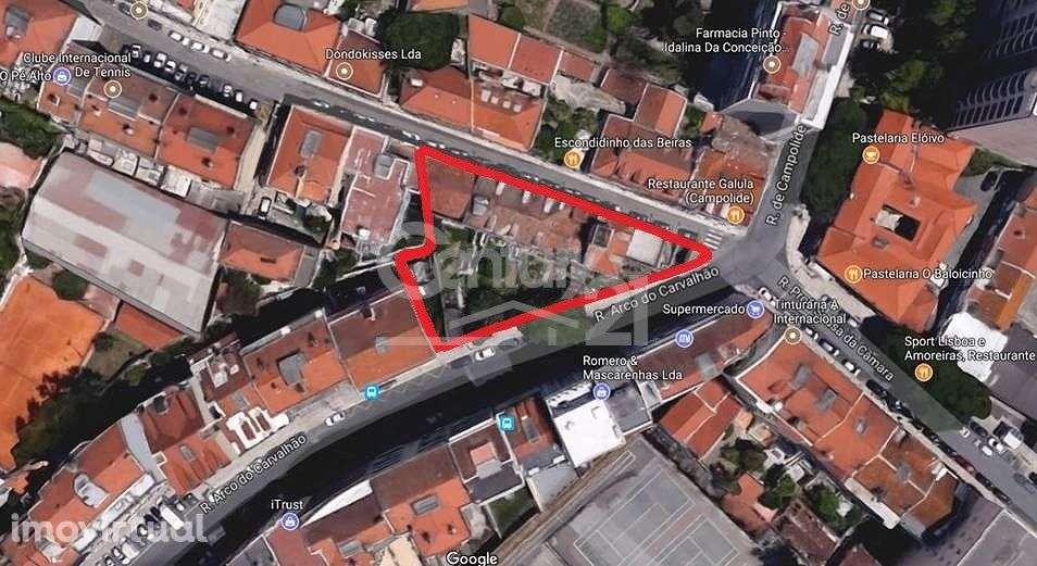 Prédio para comprar, Campolide, Lisboa - Foto 2