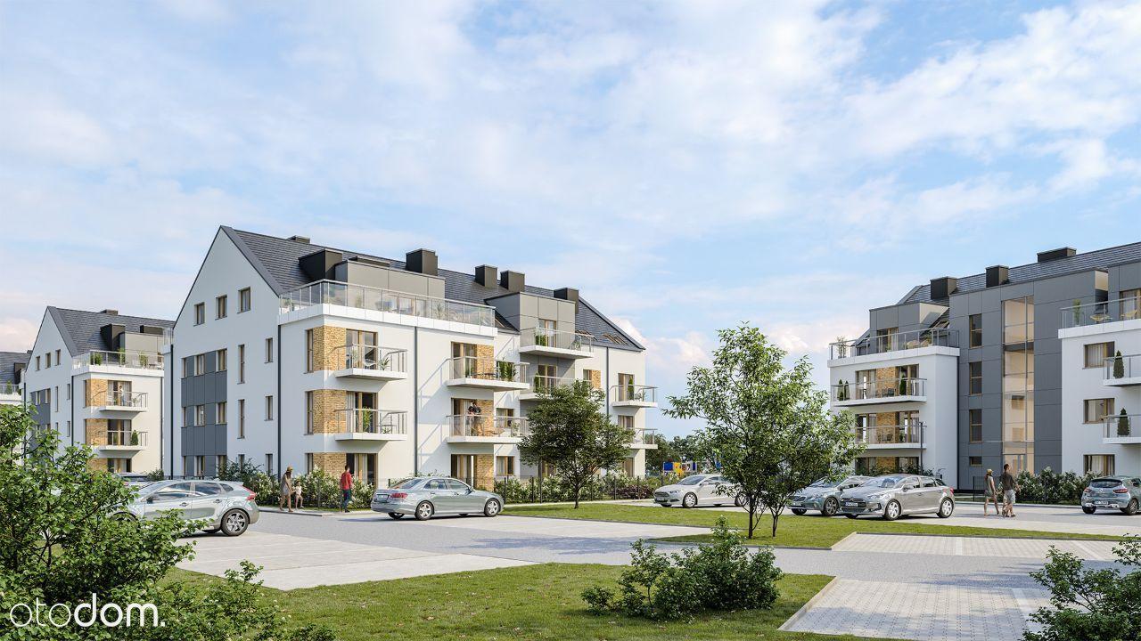 NOWE mieszkanie 2 pokoje + balkon, Błonie