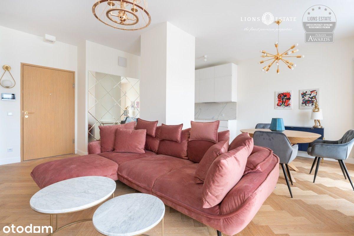 Apartament w unikalnej inwestycji na Woli