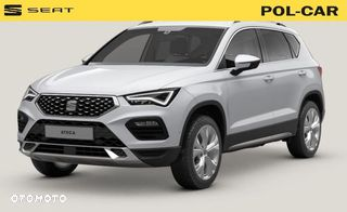 SEAT Ateca Nowy SEAT Ateca Facelifting / rok modelowy 2021